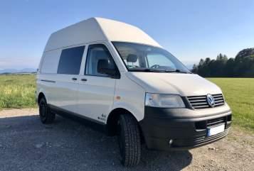 Wohnmobil mieten in Starnberg von privat | VW AdvantureCamper