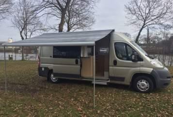 Wohnmobil mieten in Breda von privat | Fiat Ducato Freeminder