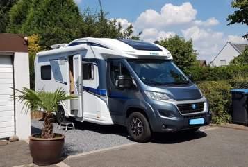 Wohnmobil mieten in Waltrop von privat | Knaus Herbie