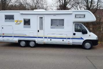 Wohnmobil mieten in Gomaringen von privat | Fiat Fiat (I)