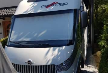 Wohnmobil mieten in Benningen am Neckar von privat | Carthago E-Line Traumcamper