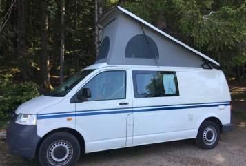 Wohnmobil mieten in Reichenau von privat | VW KNKY
