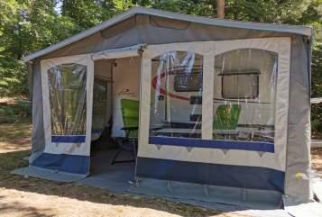 Wohnmobil mieten in Wendeburg von privat | Bürstner Little Home