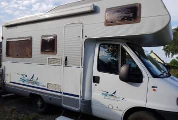 Wohnmobil mieten in Werneuchen von privat | FIAT BRUNO
