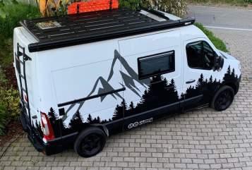 Wohnmobil mieten in Bergheim von privat | Nissan Keno