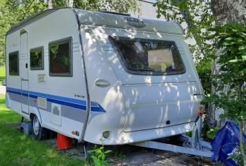 Wohnmobil mieten in Isny im Allgäu von privat | Hobby Hella