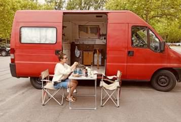 Wohnmobil mieten in Würzburg von privat | Fiat Fridolin