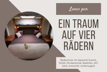 Wohnmobil mieten in Kassel von privat | Adria Matrix Plus