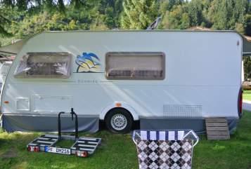 Wohnmobil mieten in Mühlacker von privat | Knaus Wohni Knaus Südwind
