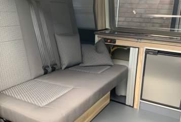 Wohnmobil mieten in Koekange von privat   VW VeldmanDibbets