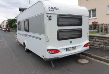 Wohnmobil mieten in Margetshöchheim von privat   Knaus  Ben GROß