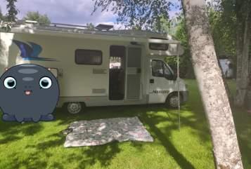Wohnmobil mieten in Brechen von privat | Fiat Ducato Alkoven Camper