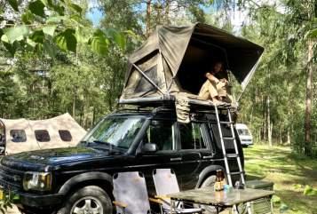 Wohnmobil mieten in Barneveld von privat | Land Rover WOLF