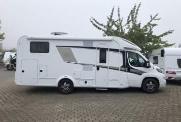 Wohnmobil mieten in Erkelenz von privat   Knaus Archie