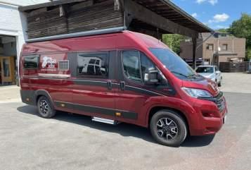 Wohnmobil mieten in Erkelenz von privat   Malibu Ruby