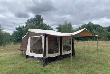 Wohnmobil mieten in Mölln von privat | Camp-Let Schorschi
