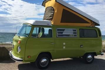 Wohnmobil mieten in Mönkhagen von privat | Volkswagen Heinrich