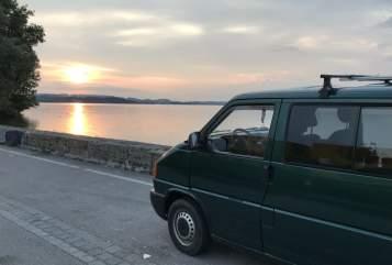 Wohnmobil mieten in Anthering von privat | VW Scotty
