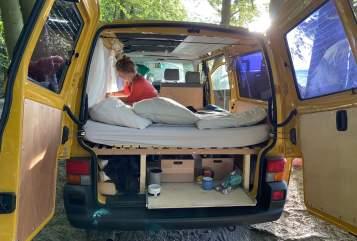 Wohnmobil mieten in Berlin von privat | VW Smilla G.