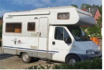 Wohnmobil mieten in Engen von privat | Dethleffs Advantage 5,78 m Robusti