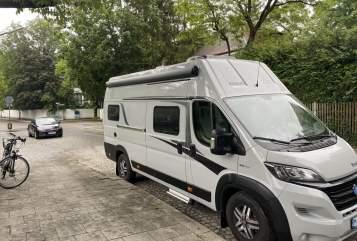 Wohnmobil mieten in München von privat | Knaus  Knausi