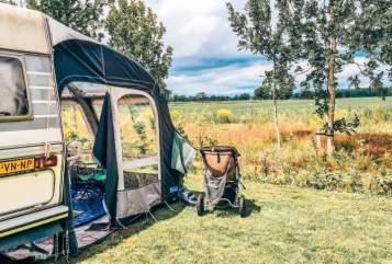 Wohnmobil mieten in Hazerswoude-Rijndijk von privat | Vauxhall Harry