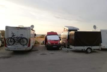 Wohnmobil mieten in Berlin von privat | Renault Freddyfreedom