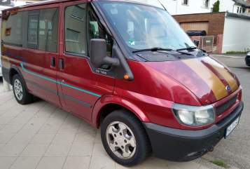 Wohnmobil mieten in Mannheim von privat | Ford Transit  Dunja-Mobil