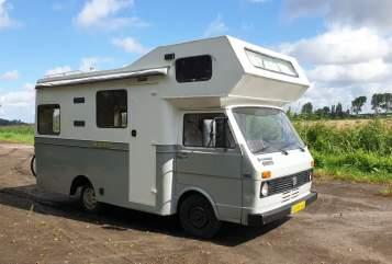 Wohnmobil mieten in 's-Hertogenbosch von privat | Volkswagen Miles