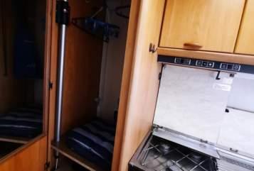 Wohnmobil mieten in Torgau von privat | Hobby  Hobby de luxe