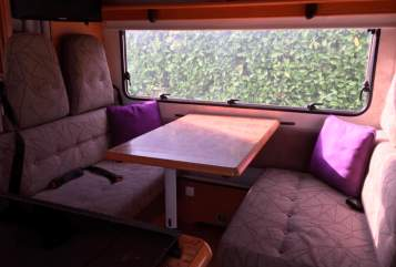 Wohnmobil mieten in Amsterdam von privat | Peugeot J5 2.5T HeroCamper