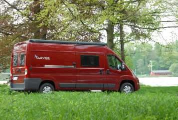 Wohnmobil mieten in Essen von privat | Clever Kumpel Anton