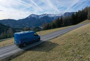 Wohnmobil mieten in Rudolfsheim-Fünfhaus von privat | Renault Blooky