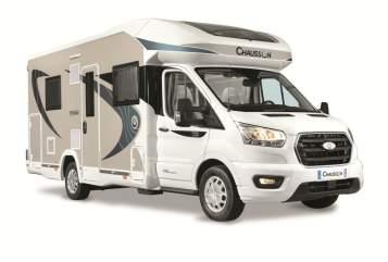Wohnmobil mieten in Kempen von privat | Chausson Camper4Fun