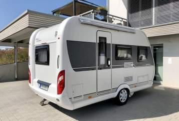 Wohnmobil mieten in Ilsfeld von privat | Hobby Schwalbennest