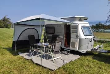 Wohnmobil mieten in Konstanz von privat | Hymer Bodensee Kugel
