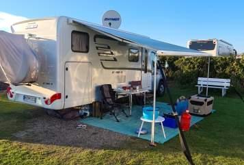 Wohnmobil mieten in Schliersee von privat | Hymer Hopsi