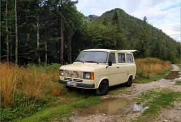 Wohnmobil mieten in Leipzig von privat | Ford Schorschl