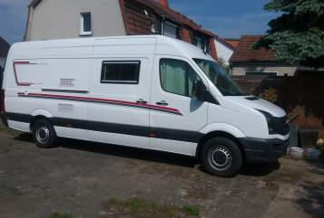 Wohnmobil mieten in Fulda von privat | VW VW Crafter
