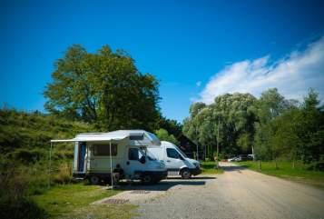 Wohnmobil mieten in Jesewitz von privat | Fiat Inge