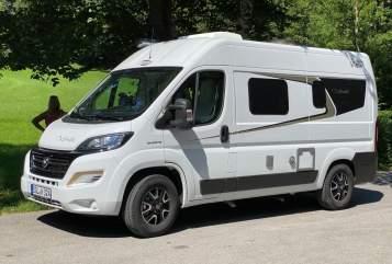 Wohnmobil mieten in Freilassing von privat | Fiat Ducato Berts Carado