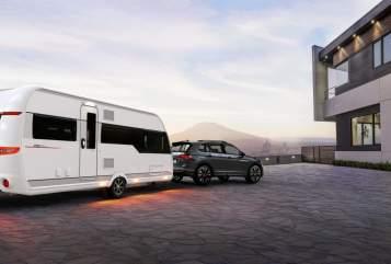 Wohnmobil mieten in Darmstadt von privat | Hobby  Hobby Premium