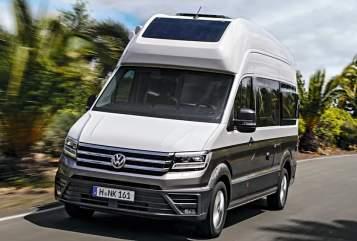 Wohnmobil mieten in Leipzig von privat | VW LUI