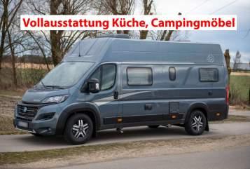 Wohnmobil mieten in Olching von privat | Knaus Tatschi1