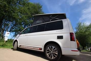 Wohnmobil mieten in Salzhausen von privat | VW  Cali 1