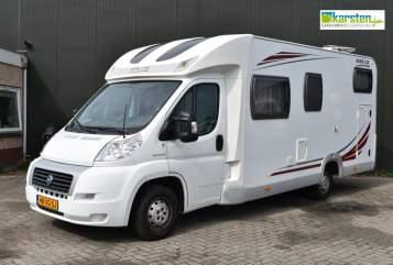 Wohnmobil mieten in Teteringen von privat | Home Car Home Traveller