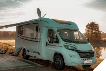 Wohnmobil mieten in Feldkirchen bei Graz von privat | Etrusco CampingGlück