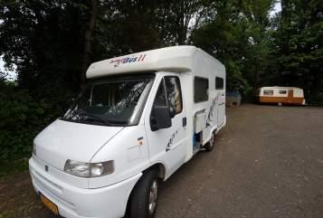 Wohnmobil mieten in Delft von privat   Fiat Ducato Tibsfun