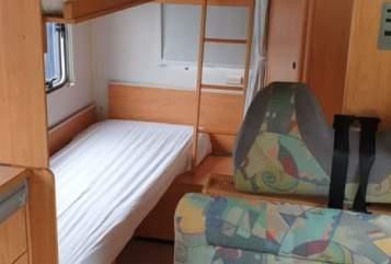 Wohnmobil mieten in Dordrecht von privat | Knaus Camper