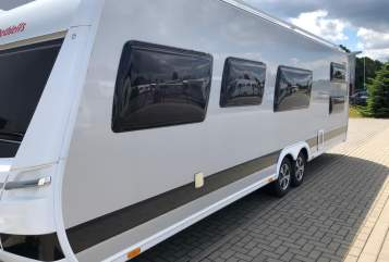 Wohnmobil mieten in Rees von privat | Dethleffs The Big Mäc